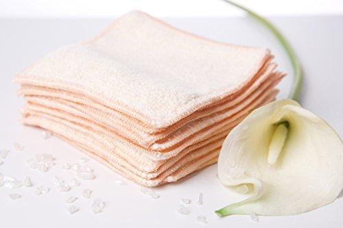 abschmink pads wiederverwendbar die waschbare kologische hautreinigung ohne chemie. Black Bedroom Furniture Sets. Home Design Ideas