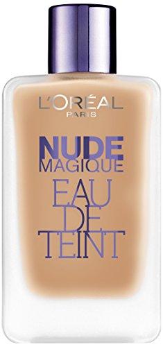 Fondotinta Nude Magique Eau de Teint LOreal: recensione e