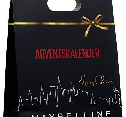 maybelline new york do it yourself adventskalender 1er. Black Bedroom Furniture Sets. Home Design Ideas