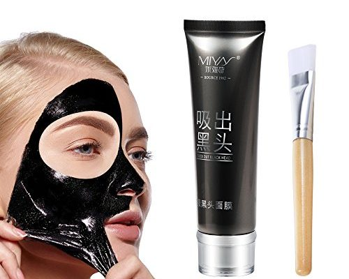 gesichtsmasken schwarz mitesser maske peel off maske blackhead maske reinigungsmaske. Black Bedroom Furniture Sets. Home Design Ideas