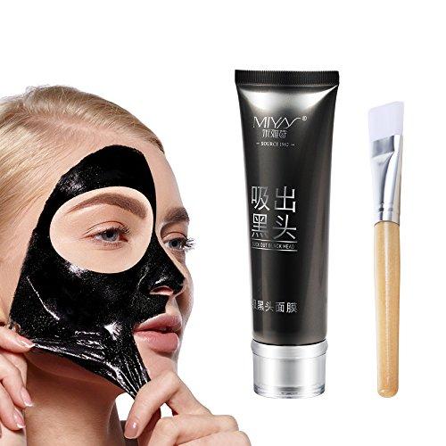 gesichtsmasken schwarz mitesser maske peel off maske blackhead maske reinigungsmaske. Black Bedroom Furniture Sets. Home Design Ideas