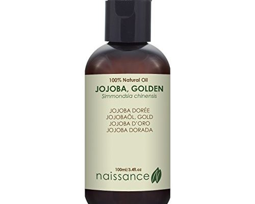 naissance jojoba l gold 100ml 100 rein schonheitsprodukte. Black Bedroom Furniture Sets. Home Design Ideas