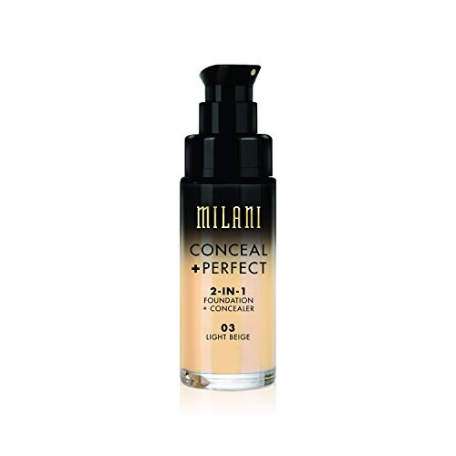 Milani Conceal Perfect 2 In 1 Foundation Concealer