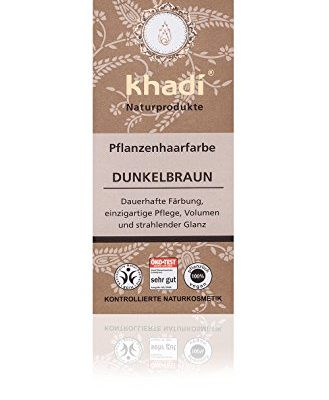 khadi pflanzen haarfarbe dunkelbraun i natur haarfarbe. Black Bedroom Furniture Sets. Home Design Ideas