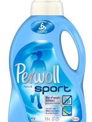 perwoll aktiv und sport waschmittel 40 wl 2er pack 2 x. Black Bedroom Furniture Sets. Home Design Ideas