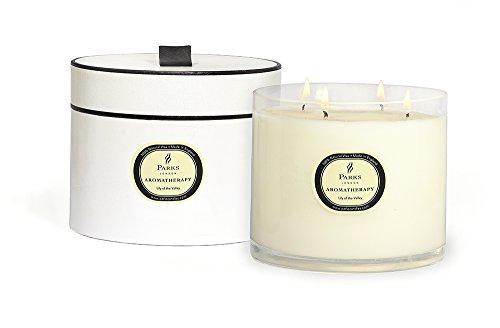 kerzen aromatherapie aroma lily   valley  dochte