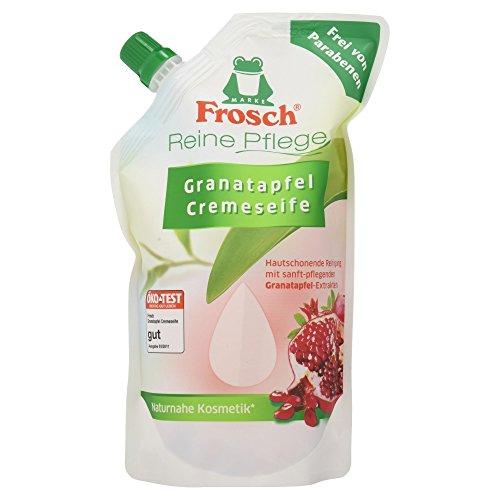 Frosch Handseife