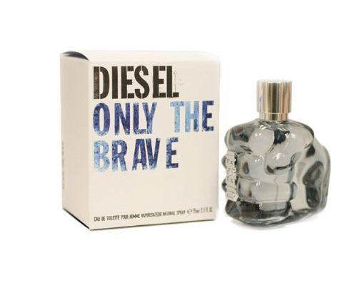diesel only the brave homme men eau de toilette vaporisateur spray 75 ml 1er pack. Black Bedroom Furniture Sets. Home Design Ideas