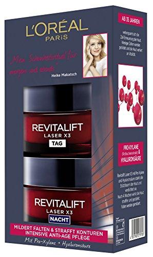 L'Oreal Paris Gesichtspflege Revitalift Laser X3 Anti..