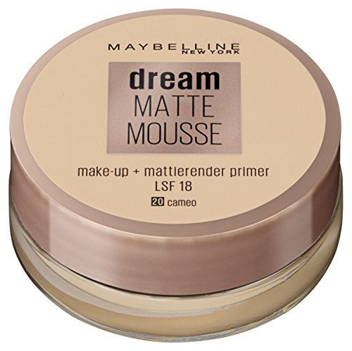 Maybelline Dream Matte Mousse Perfection Foundation SPF15