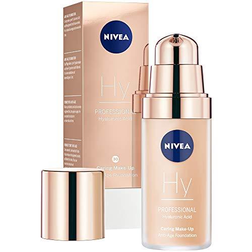 NIVEA 3in1 Anti-Age Pflege Kissen für natürliche Tönung..